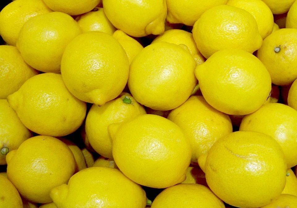 Lemons Lemons and more Lemons