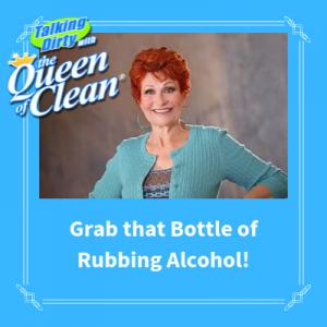 rubbing alcohol spray bottle
