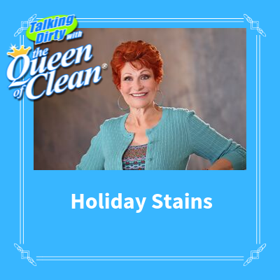 HOLIDAY STAINS