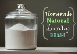 MAKE YOUR OWN BLEACH FOR LAUNDRY
