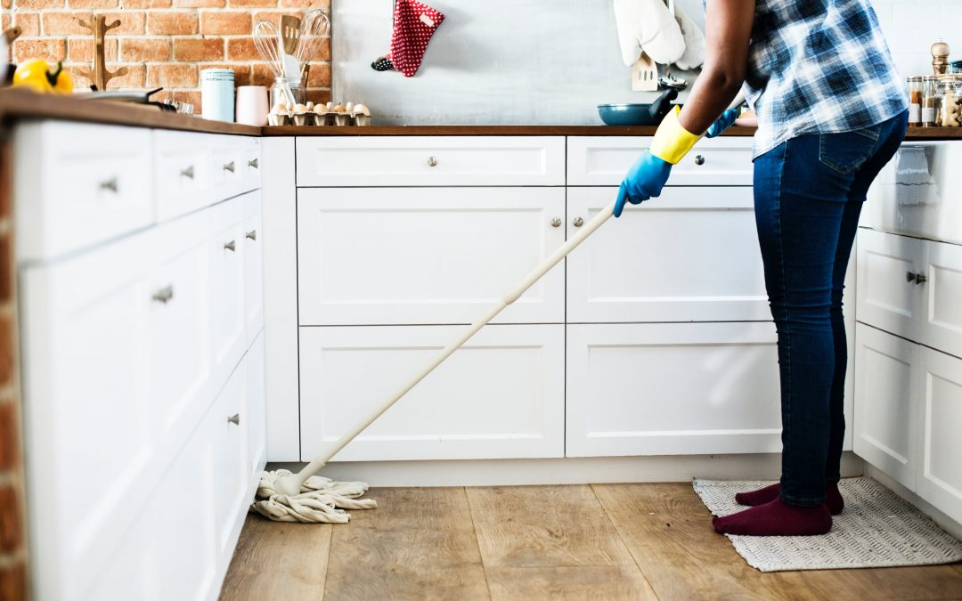 WHAT ARE SOME OF THE BIGGEST CLEANING MISTAKES PEOPLE MAKE