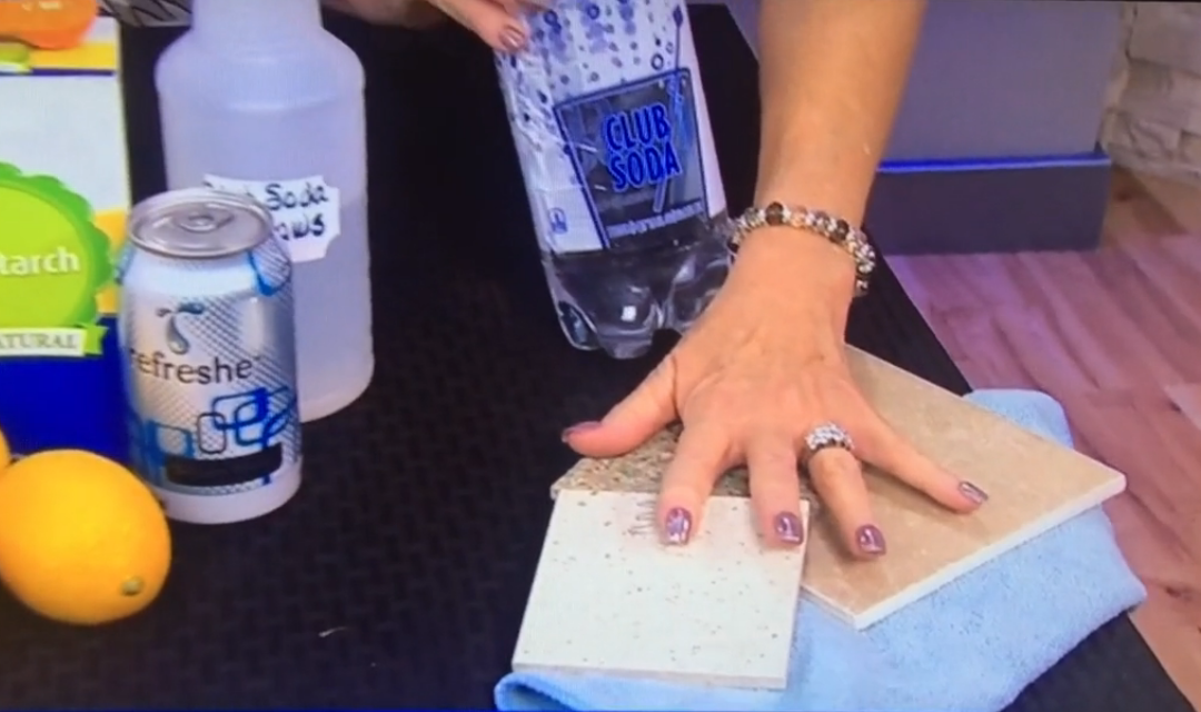 CLUB SODA CLEANING HACKS – VIDEO