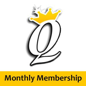 The Queen's Library – Monthly Membership