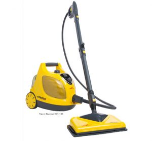 Steam cleaner - MR-100 Primo by Vapamore