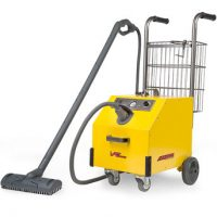 Steam cleaner unit