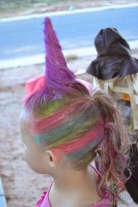 Halloween Hair Messes