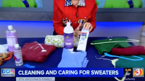 Sweater hacks - Cleaning and caring
