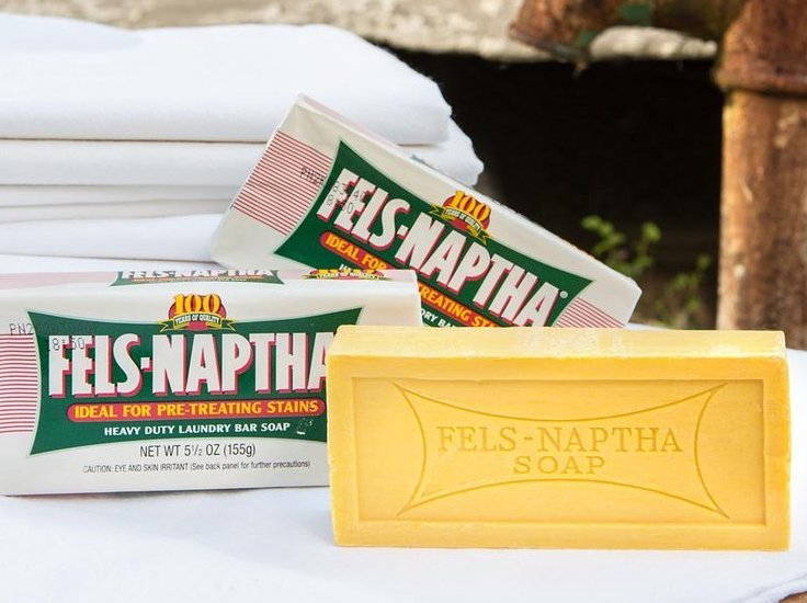 Best uses for FELS NAPTHA Laundry Bar Soap – VIDEO