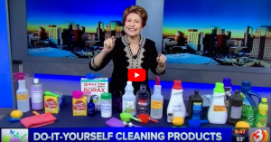 Do it yourself cleaning tips