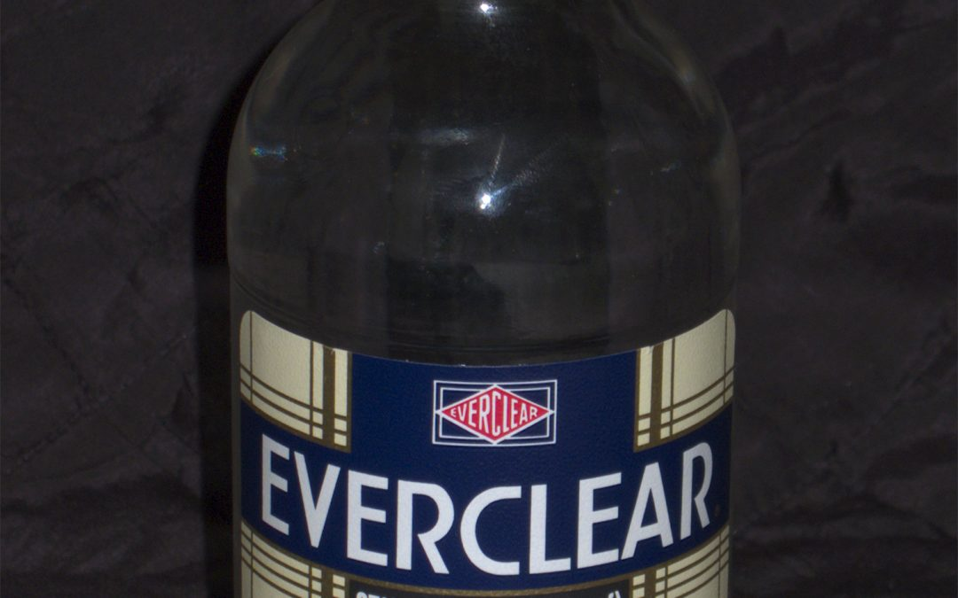 The TRUTH about EVERCLEAR HAND SANITIZER