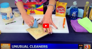 Crayon clean up