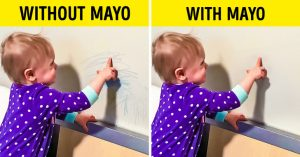 crayon cleanup