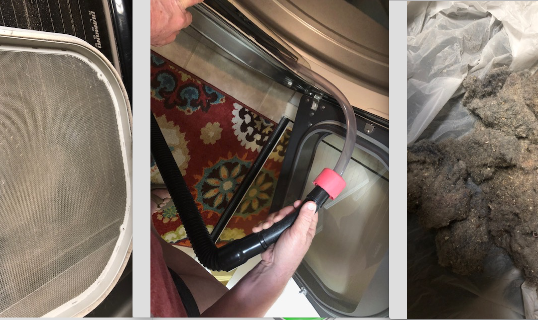 Cleaning Your DRYER LINT TRAP