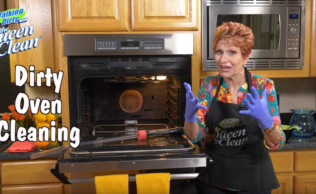 OVEN CLEANING – 100% Natural