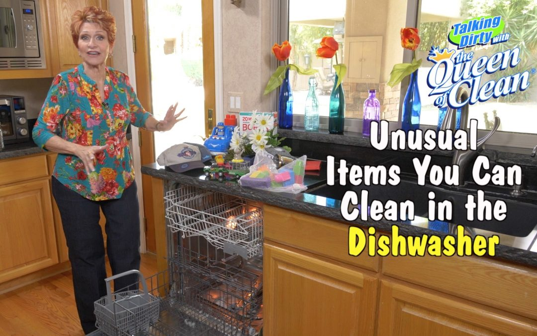 Unusual Things You Can Clean In The Dishwasher