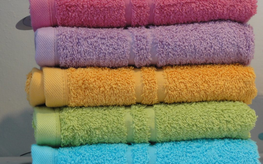 How To REMOVE MUSTY SMELL From TOWELS