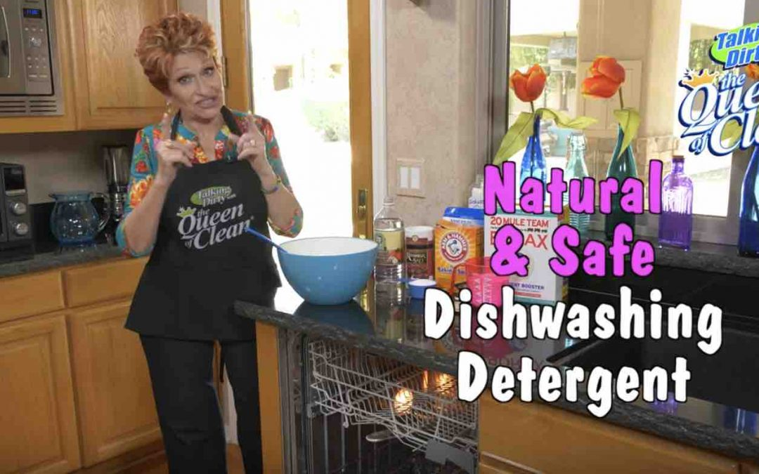 How to Make DISHWASHER DETERGENT TABS – Safe & Natural – Video